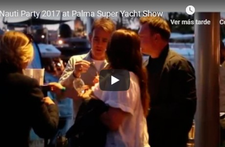 Nautipaints' Party is highlight of Palma Super Yacht Show -