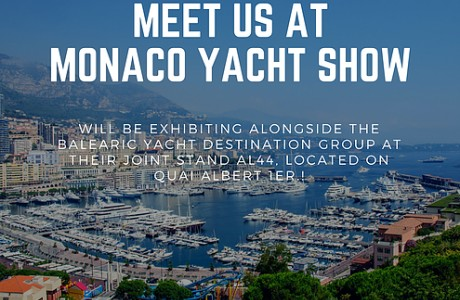 Yacht Show Standing out at Monaco Yacht Show -