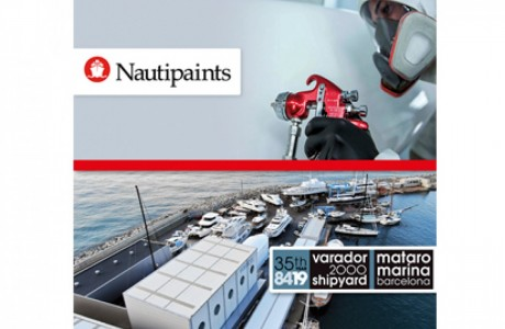 Nautipaints & Varador 2000 collaboration. -